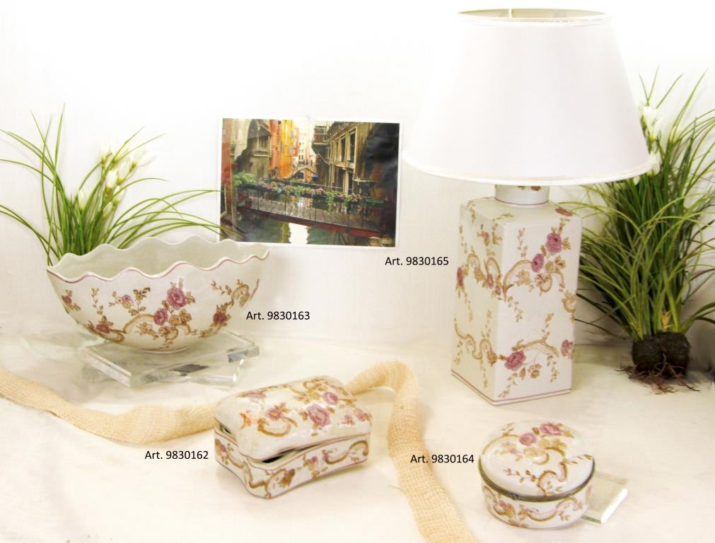 Ceramica oggettistica e arredamento