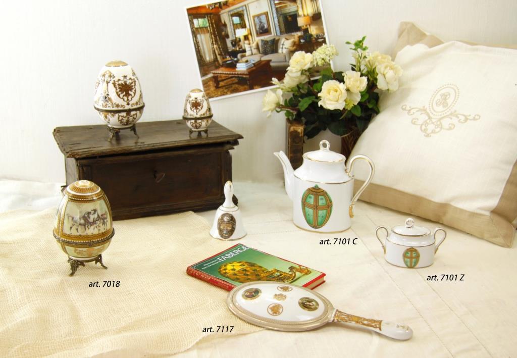 oggetto simbolico Fabergè