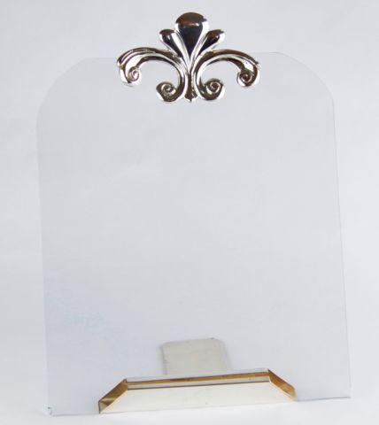 CORNICE CRISTALLO CON FREGIO CM. 34X30, art. 0117300