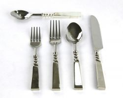 POSTO TAVOLA SET 5 PZ DEC MODERNO, art. 0168500