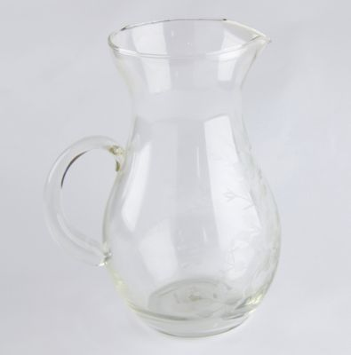 CARAFFA  MOL.TO A MANO DEC FLOREALE, art. 042060A