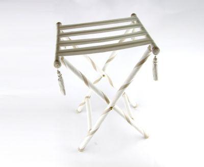 TABLE PLIANT COTONE AV E LINO  GREZZO, art. 0410300