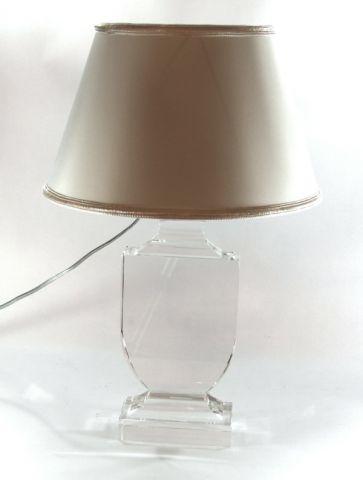 """LAMPADA IN CRISTALLO  """" ANFORE"""", art. 0545100 - ATTUALMENTE NON IN PRODUZIONE"""