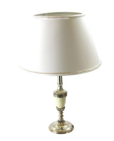 LAMPADA SHEFFIELD CON  AVORIO ANTICO, art. 054130N