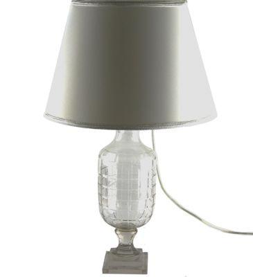 LAMPADA IN CRISTALLO MOLATURA QUADRA, art. 0544600