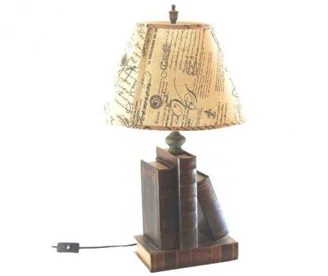 LAMPADA CON LIBRI, art. 0820057