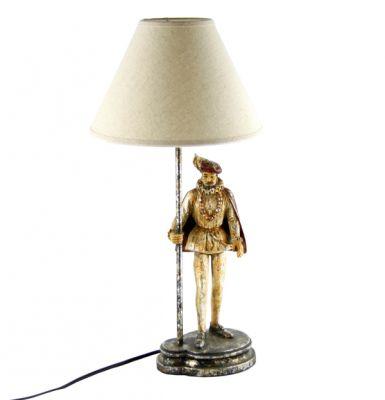 LAMPADA STATUINA UOMO ART 103555-1, art. 0870128