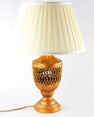 LAMPADA IN  ORO VECCHIO, art.0870136 - ATTUALMENTE NON IN PRODUZIONE