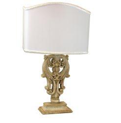 LAMPADA FREGIO LEGNO DECAPATA GRANDE, art. 0870144