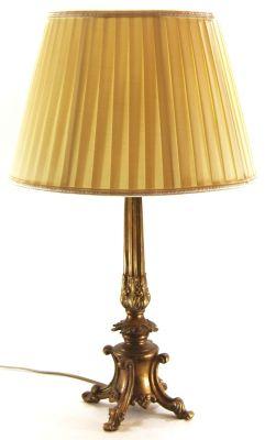 LAMPADA ' 700  ORO VECCHIO, art. 0870024