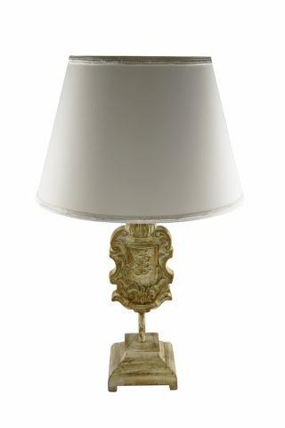 LAMPADA CON STEMMA, art. 0870134