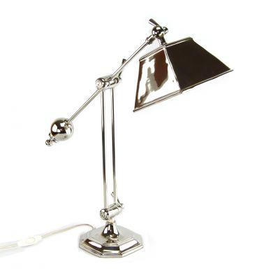 LAMPADA SHEFFIELD TAVOLOCON CONTRAPPESO, art. 0543600