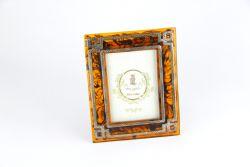 CORNICE  TARTARUGA ECOLOGICA C/INTARSI SHEFF., art. 0395300