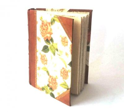 ALBUM VERA PELLE DEC. ROSE 15X22CM, art. 8170008R