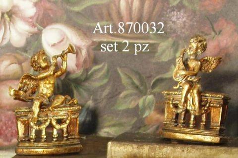 ANGIOLETTI SET 2PZ (870036 E 870032), 0870036