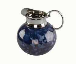 CARAFFA GRANDE C/ MANICO SHEFFIELD BLUE, art. 04026BL