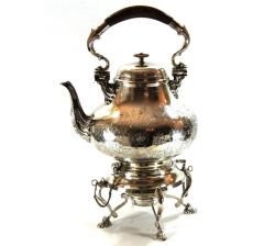 "SAMOVAR ""INGLESE"" (POMELLO INTERN. COPERCHIO), art. 0373100"
