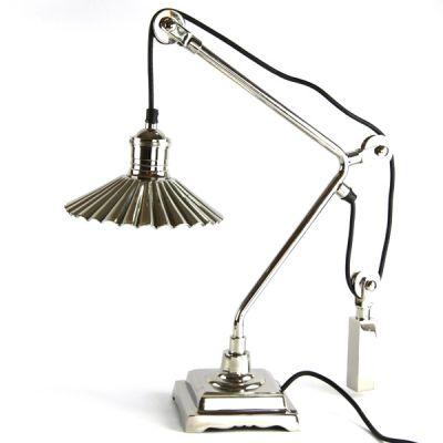 LAMPADA SCRIVANIA CON CONTRAPPESO, art. 0543900