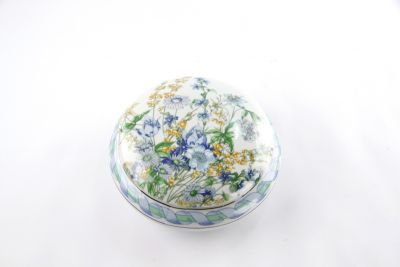 SCATOLADECMaison de Paris  BLU FLOWER, art. 0691006