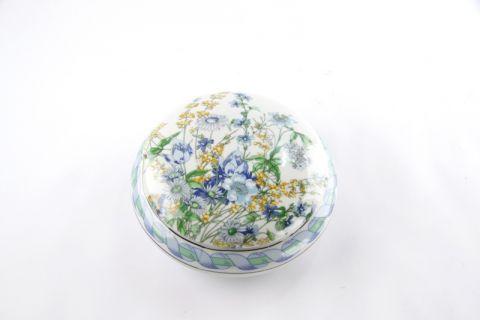 SCATOLADECMaison de Paris  BLU FLOWER, art. 0691006