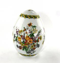 "UOVO MEDIO CM 15 ""YELLOW SPRING FLOWERS"", art. 0691071"