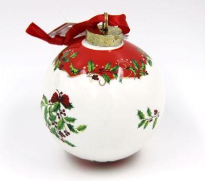 "PALLA DI NATALE ""CHRISTMAS"",  art. 0709300"